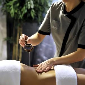 Aromaterapinis viso kno masazas